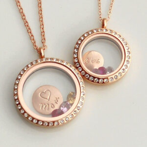 Living Locket Necklaces