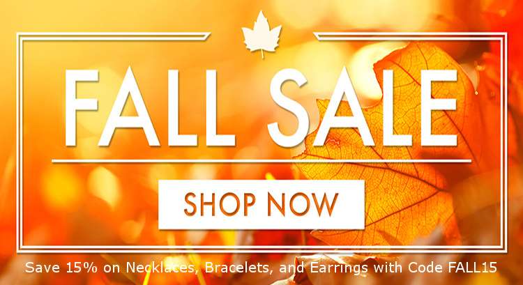 Fall Sale Save 15% at DianaBostany.com on Personalized Necklaces, earrings, stacking rings and bracelets