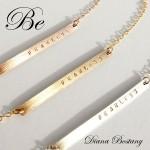 Skinny Bar Necklace