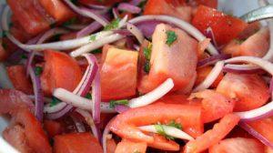 tomatoonionsalad